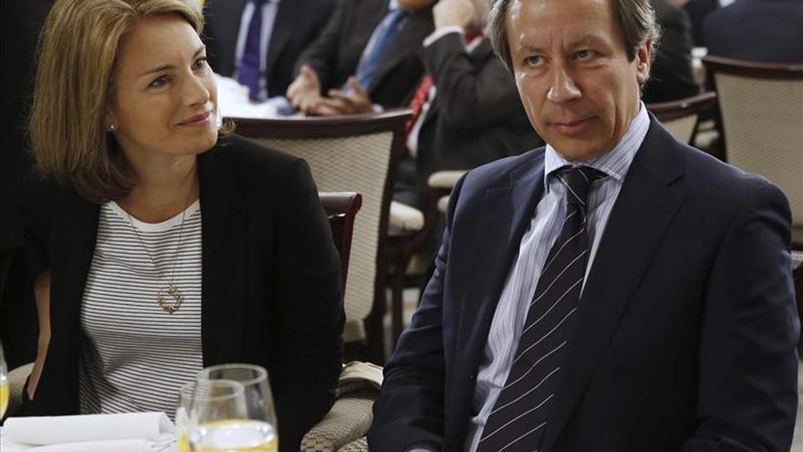 """Floriano dice que Pedro Sánchez """"es otro Zapatero"""""""
