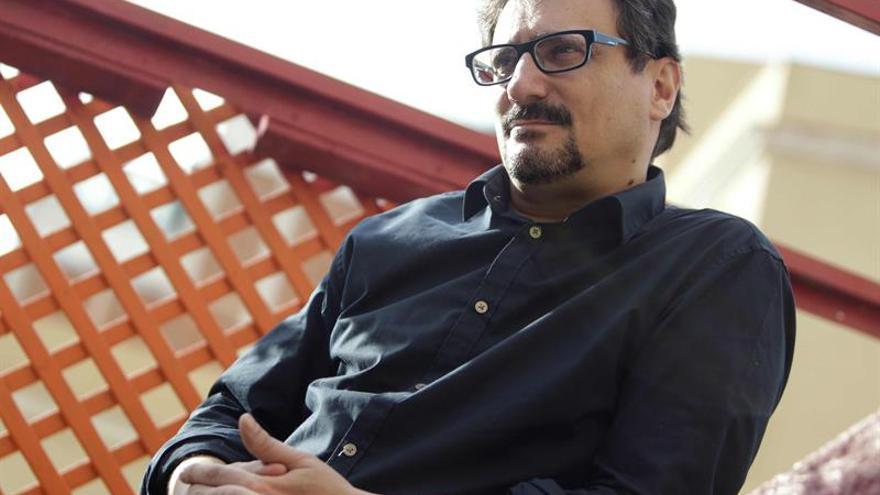 Sánchez Piñol: Mi nueva novela 'Fungus' es un western invernal sobre el poder