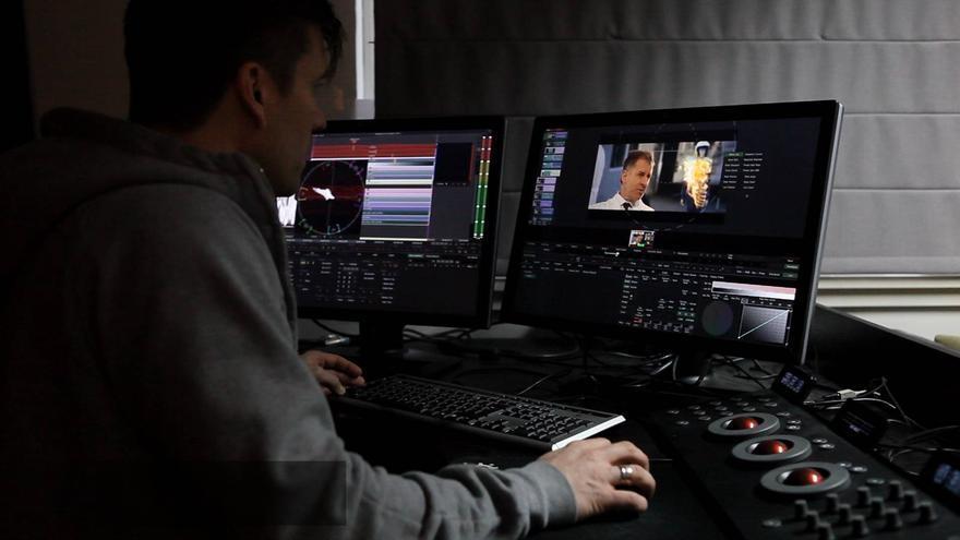 Mistika es el programa español de posproducción sin el cual no podríamos haber visto 'El despertar de la fuerza' (Imagen: Cedida por SGO)