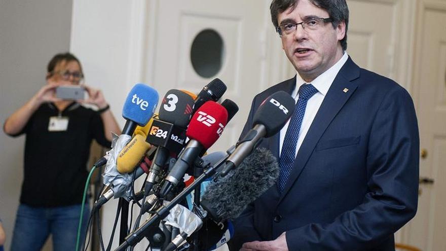 Puigdemont: Incluso el TC rechaza el fraude de ley que pretendía la Moncloa