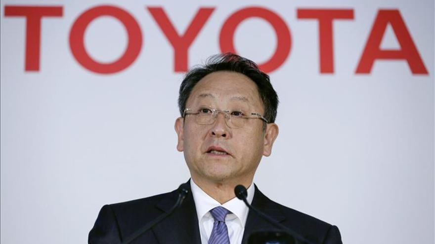 Toyota logró un beneficio neto récord de 16.181 millones de euros en 2014