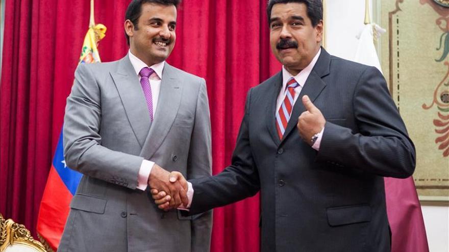 Venezuela y Catar firman ocho acuerdos de cooperación en diferentes áreas