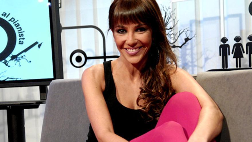 La presentadora Ruth Jiménez, pareja de Risto Mejide, relevo de Marta Fernández en agosto