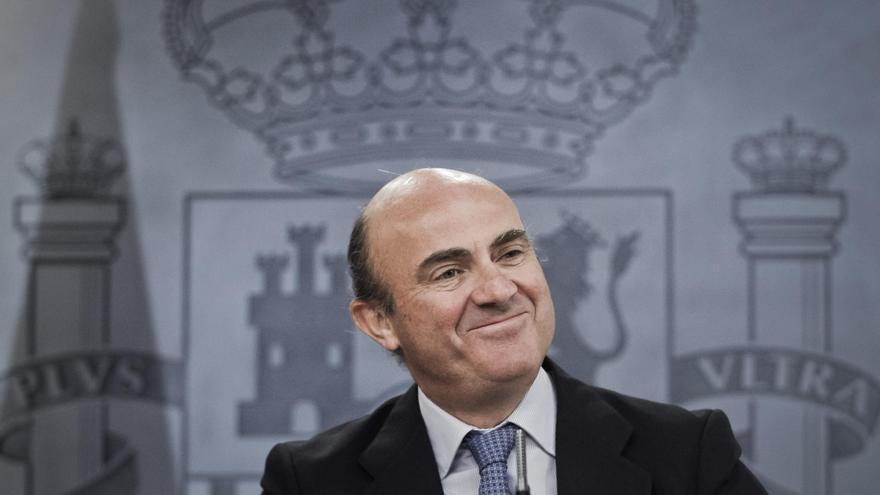 """De Guindos afirma que el """"banco malo"""" podrá vender activos en un plazo de hasta quince años"""