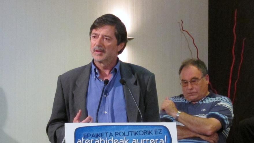 """LAB asegura que Rafa Díez tendrá """"el recibimiento que se merece"""" y convoca dos actos, uno en Muskiz y otro en Lasarte"""
