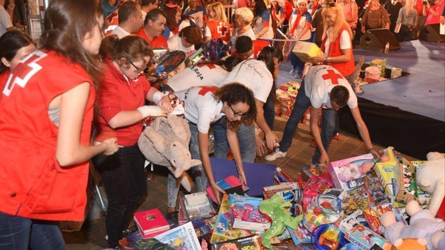 Cruz Roja Juventud necesita juguetes para 3.300 niños y niñas de Canarias