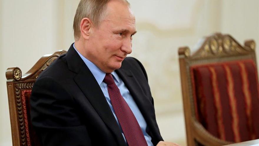 Putin aprueba nueva doctrina sobre la seguridad de la información