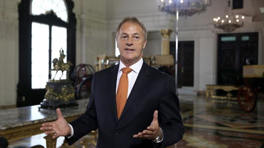 El alcalde electo de Lima anuncia la construcción de teleférico y otras obras