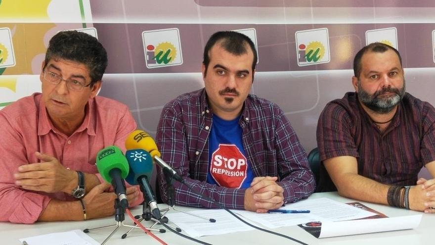 Juzgan este martes el secretario del PCA, acusado de agredir a un policía en la huelga de 2012