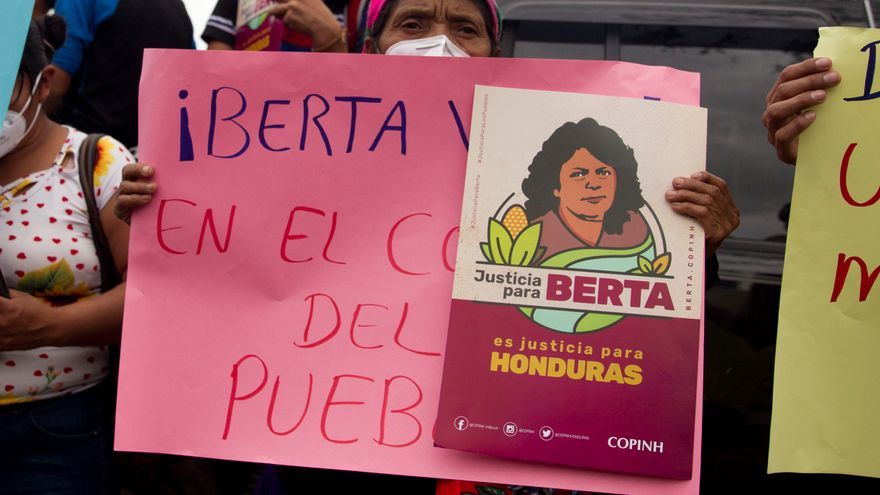 Declaran culpable a ejecutivo de hidroeléctrica por crimen de Berta Cáceres
