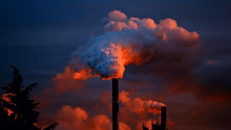 Efecto gases invernadero