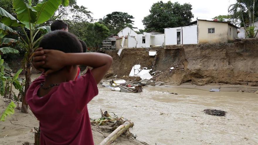 Más de 42.000 desplazados dejan las lluvias en el norte de República Dominicana