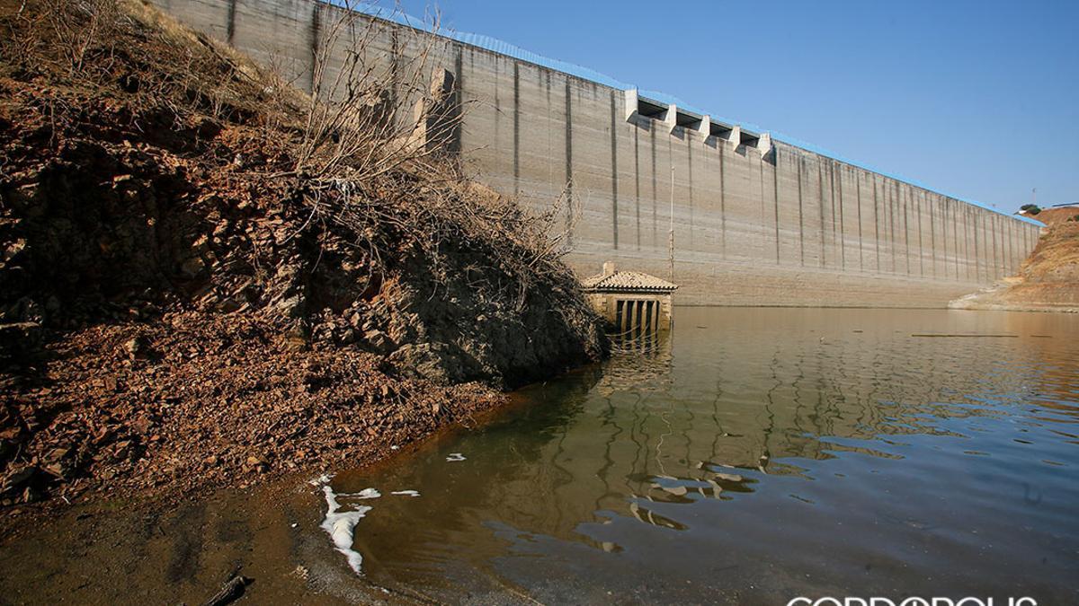 Sequía en La Breña, en una imagen de archivo