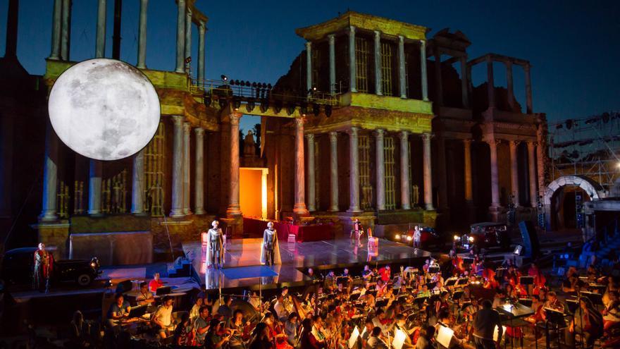 'Salomé' abre la 60 edición del Festival de Teatro Clásico Mérida / Festival de Mérida/Jero Morales
