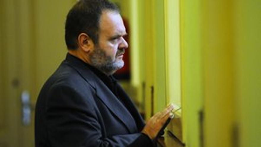 Fernando Bañolas, consejero de Sanidad del Gobierno de Canarias. (ACFI PRESS)