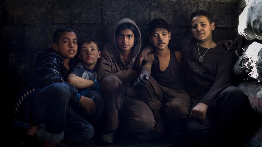 Los chicos del carbón