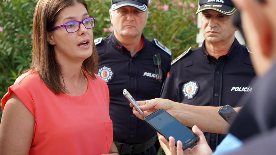 PSOE-M solicita a Ferraz la suspensión de militancia de la alcaldesa de Móstoles (Madrid)