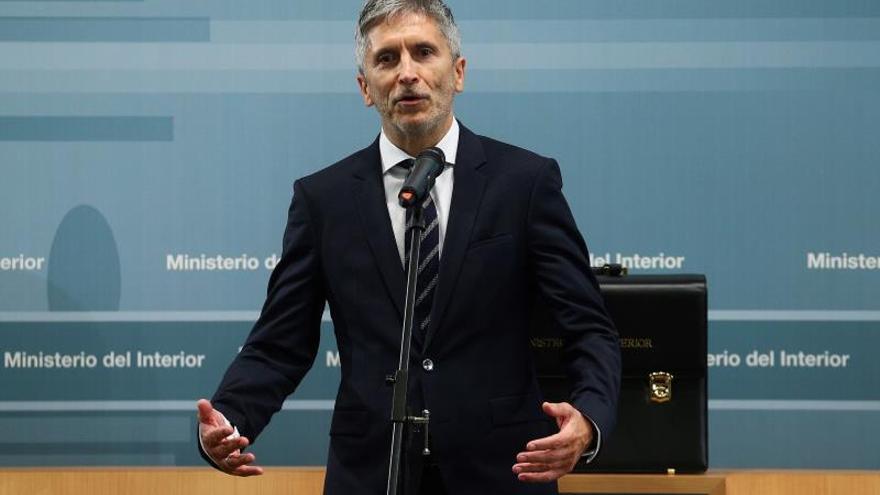 Marlaska recuperará la dirección adjunta operativa de Policía y G.Cicil