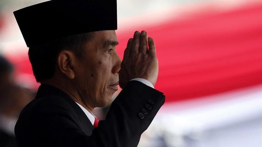 """El presidente indonesio defiende la castración para """"barrer"""" la pederastia"""