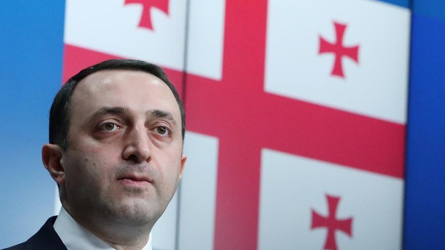 Cuatro cadenas de TV georgianas exigen la dimisión del primer ministro