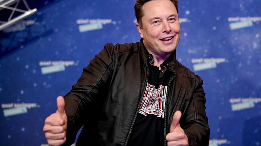 El fundador y consejero delegado de Tesla, Elon Musk.
