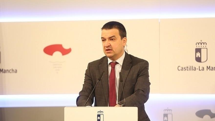 Francisco Martínez Arroyo. FOTO: Europa Press /JCCM
