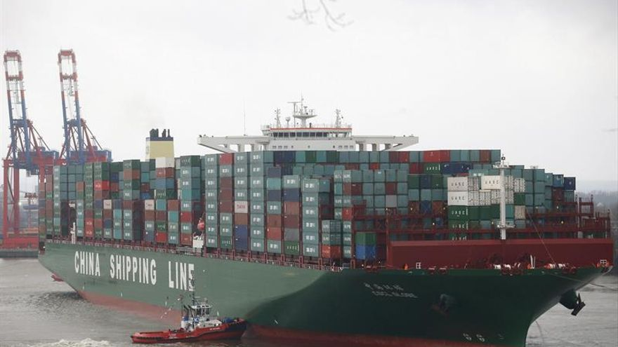 Las exportaciones alemanas caen en abril un 2,9 por ciento interanual