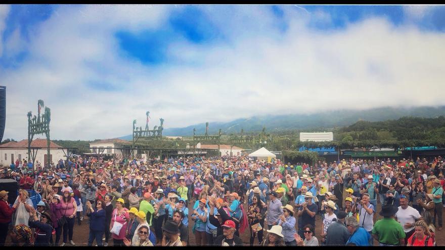Fiesta de San Antonio del Monte.