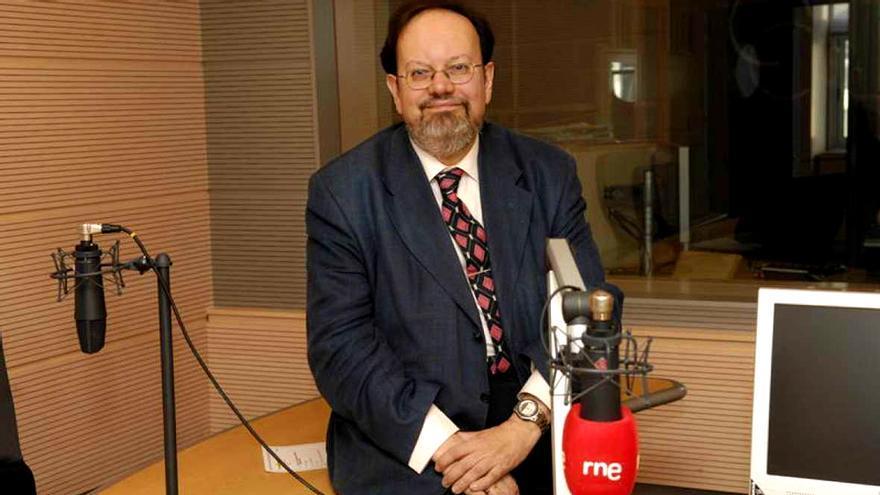 José Luis Pérez de Arteaga, fue una emblemática voz dentro de RTVE