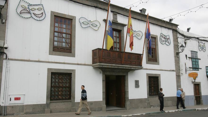 Ayuntamiento de Telde.