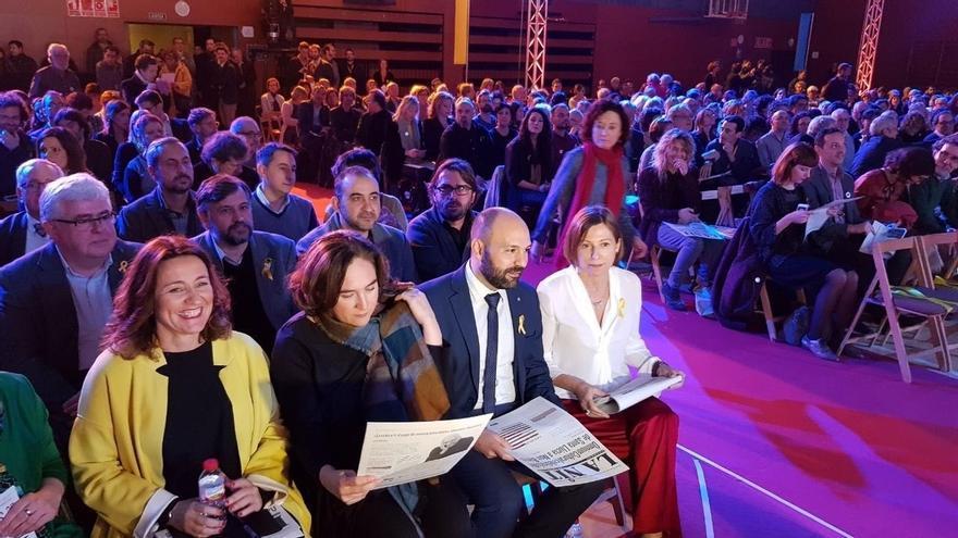 """Jordi Cuixart, en los Premis de Santa Llúcia: """"Nunca podrán encarcelar las ideas"""""""