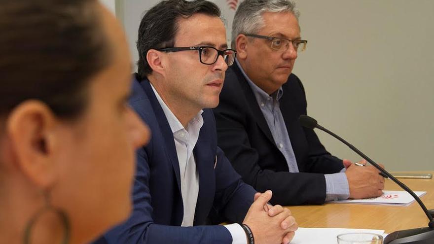 Miguel Ángel Gallardo Diputación Badajoz Antonio Garrote