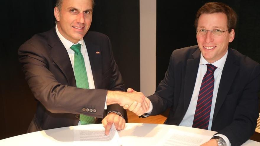 """Las negociaciones PP-Vox en el Ayuntamiento de Madrid avanzan dentro de un marco """"razonable y sensato"""", según Almeida"""