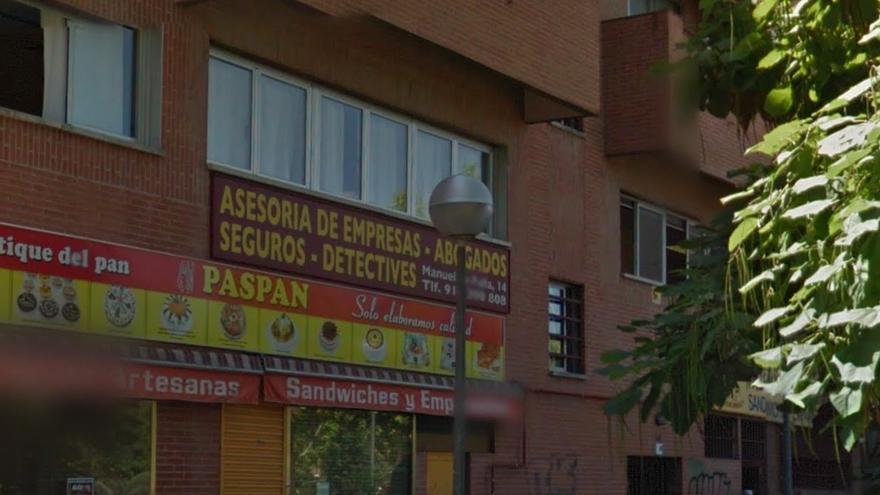 Imagen Google Street View asesoría Ciudadanos