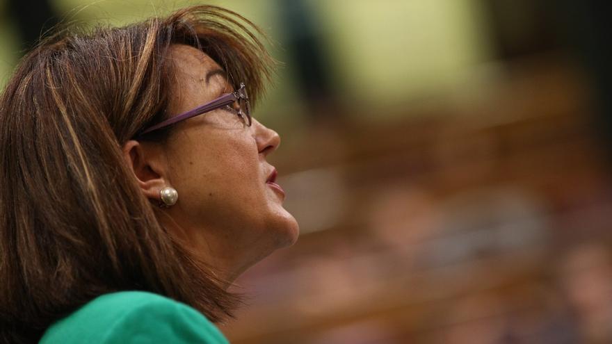 Soraya Rodríguez justifica su abstención ante la iniciativa de Cs y dice que el PSOE nunca contempló el 'no'