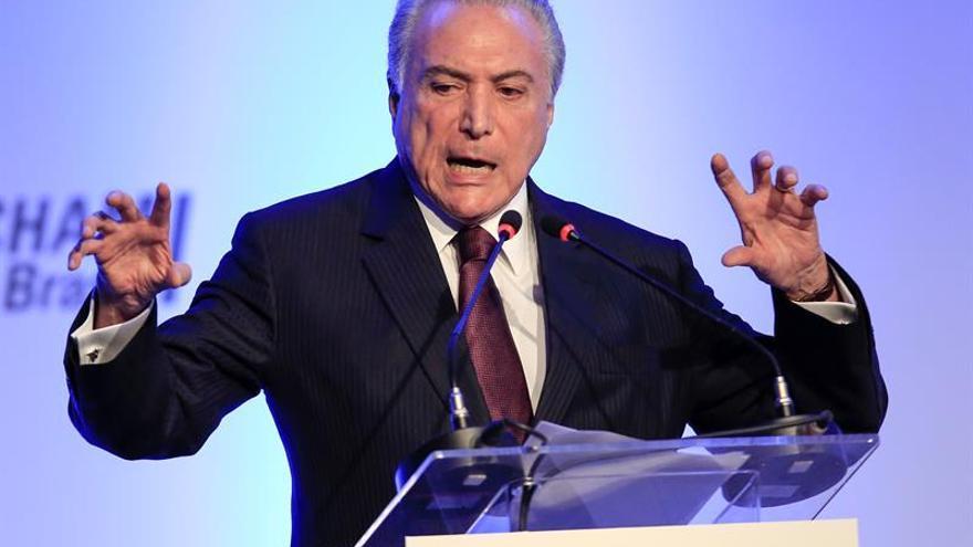Suspenden el juicio sobre supuesto fraude en la campaña de Rousseff y Temer