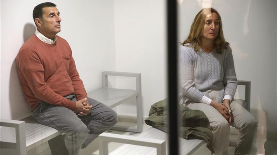 Condenados a 296 años Alberdi y Narváez Goñi por el asesinato de dos TEDAX