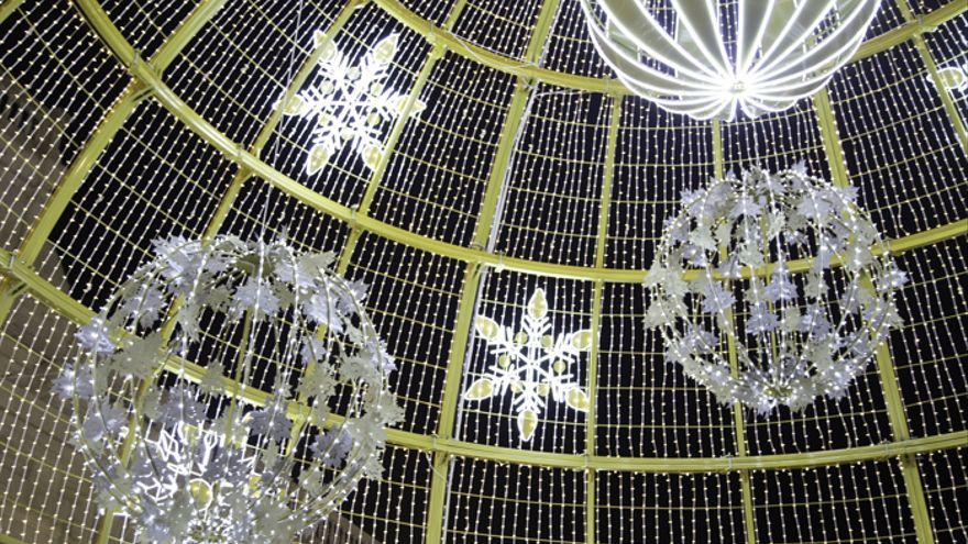 Luces de Navidad 2017