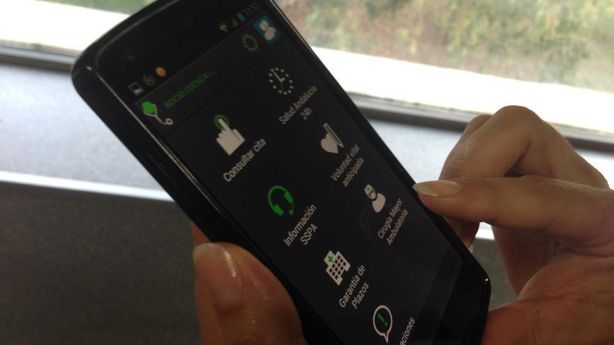APP para móviles de salud responde