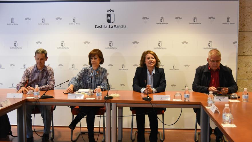 Reunión con la Junta Directiva de EAPN / JCCM