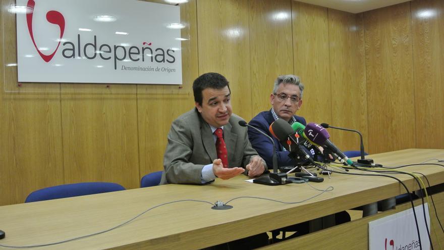 Jesús Martín y Francisco Martínez Arroyo