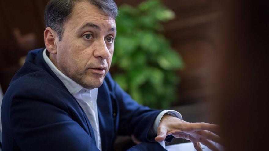 José Manuel Bermúdez, exalcalde de Santa Cruz de Tenerife por Coalición Canaria