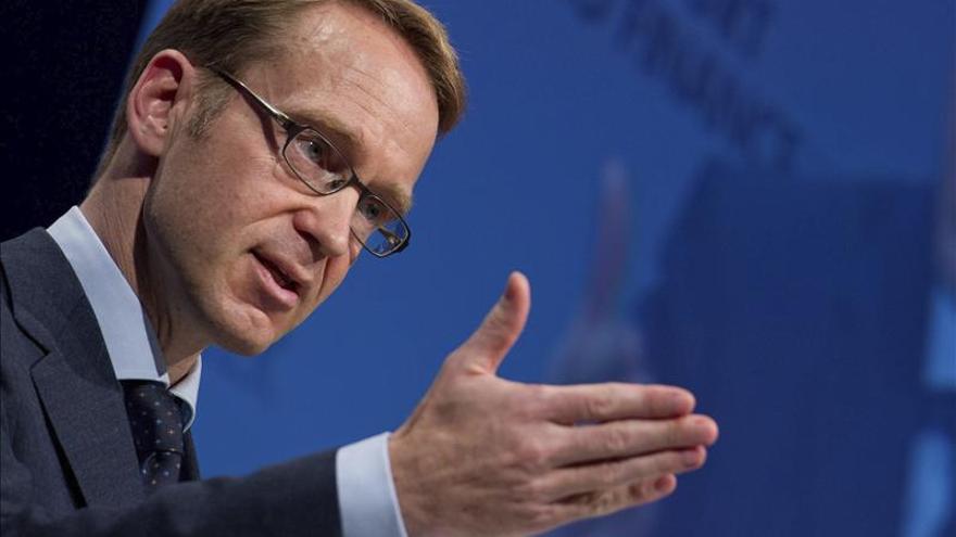 Weidmann dice que Europa debe dar pasos decisivos para superar la crisis en 2013