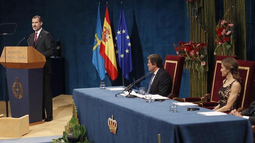 El Rey reclama una España alejada del pesimismo, orgullosa y segura de sí