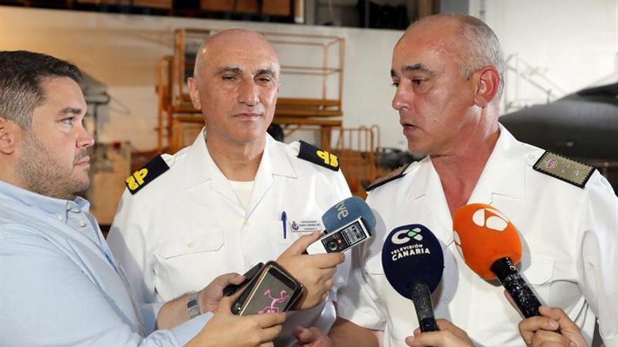 Gruflex-18 devuelve el ejercicio de la Armada a Gran Canaria con cuatro países
