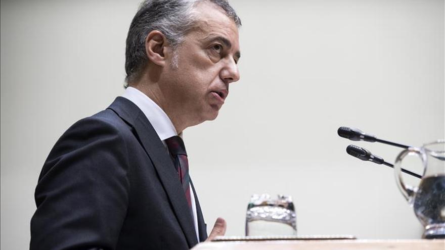 El PNV alerta de que los vascos se juegan su futuro en estos comicios cruciales