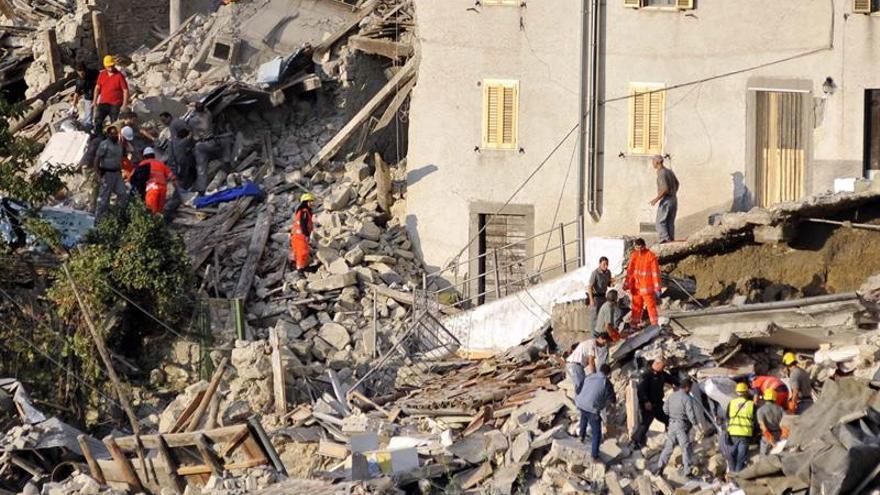 Un terremoto de 4.2 sacude nuevamente el centro de Italia
