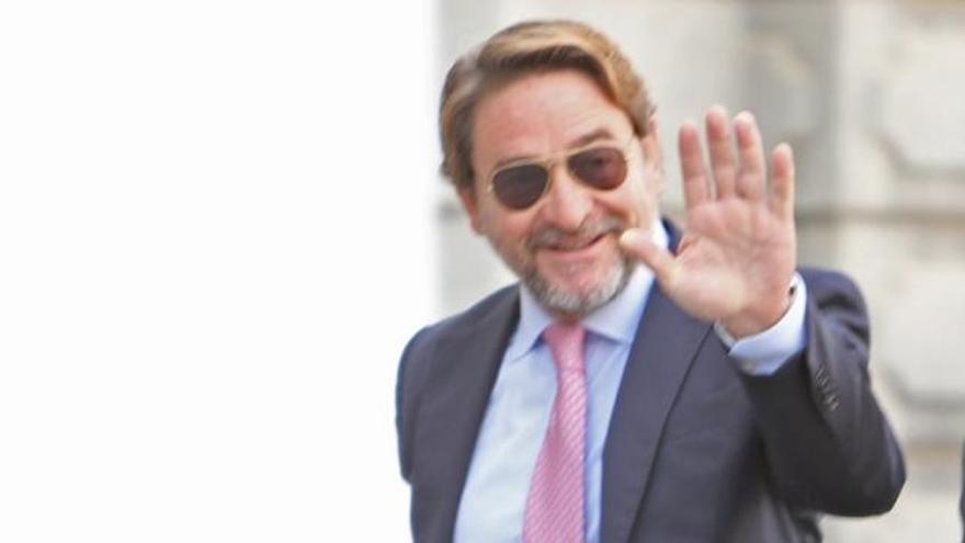 El juez Salvador Alba