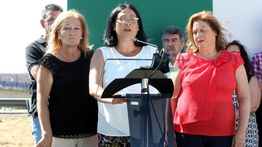 La reclamación de las actas de la comisión sobre el asesinato de García Caparrós centra el homenaje a Blas Infante