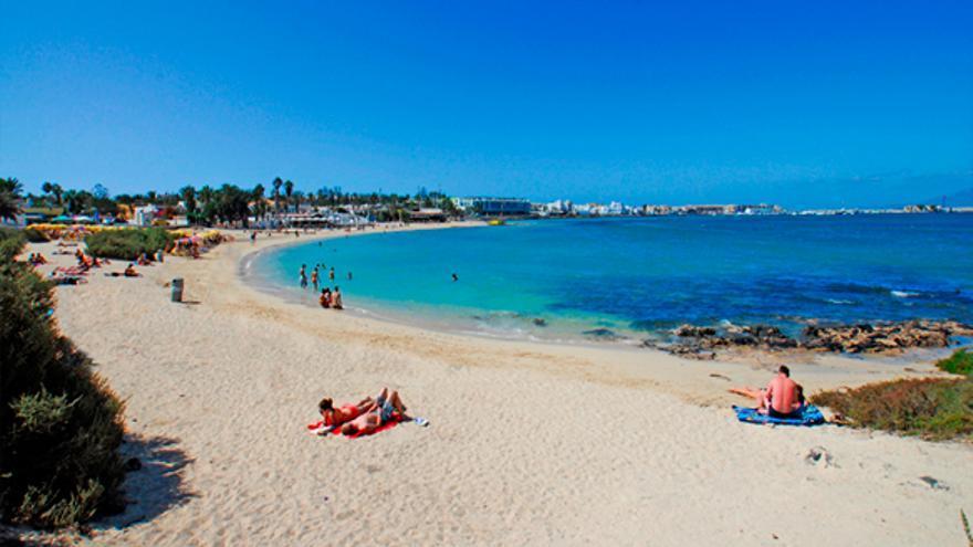 Playa de Corralejo Viejo. (CABILDO DE FUERTEVENTURA)